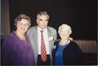 Photo: Joyce Van Tassel-Baska, Jim Gallagher, Nancy Robinson
