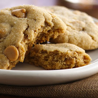 Peanut Butter Chip Cookies (White Whole Wheat Flour).
