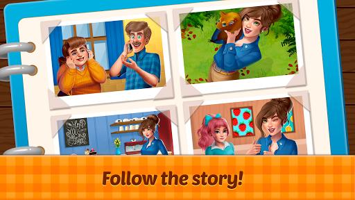 Fancy Cafe - Decorating & Restaurant games screenshot 13