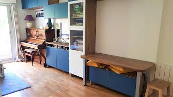 Appartement 4 pièces 69,09 m2