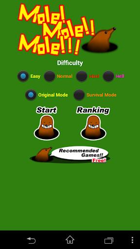 Poke A Mole screenshot 1