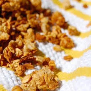 Vanilla Coconut Granola.