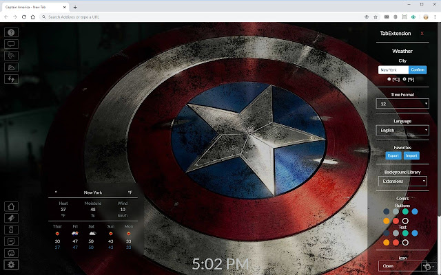 Captain America Hd Wallpapers And New Tab