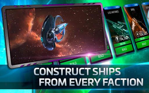 Star Treku2122 Fleet Command screenshots 14