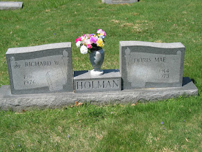 Photo: Holman, Richard W. and Doris Mae