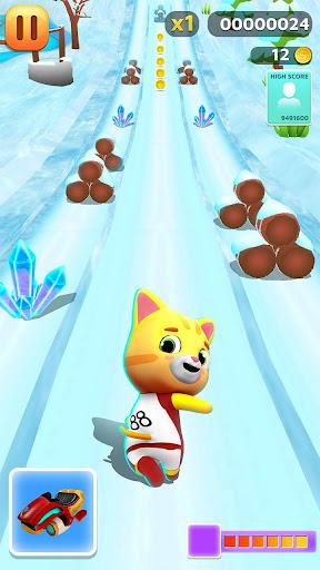 My Kitty Runner - Pet Games screenshots apkshin 2