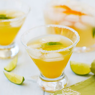 Orange-Lime Margarita