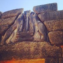 Photo: Lion gate