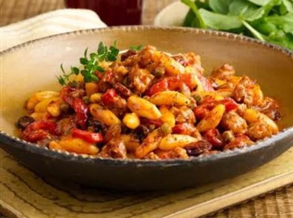 Cavatelli (gavadeel') Pasta Recipe