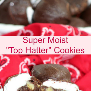 "Super Moist ""Top Hatter"" Cookies"