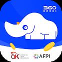 360Kredi-Pinjaman Online Uang Tunai Dana Cepat icon