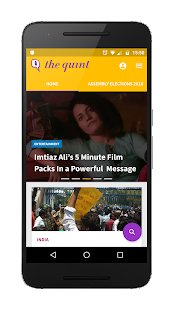 The Quint - News, Viral Videos- screenshot thumbnail