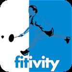 Badminton Strength Training Icon