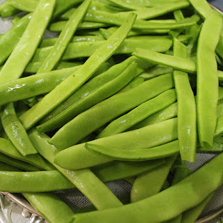 Flat Green Beans Recipes