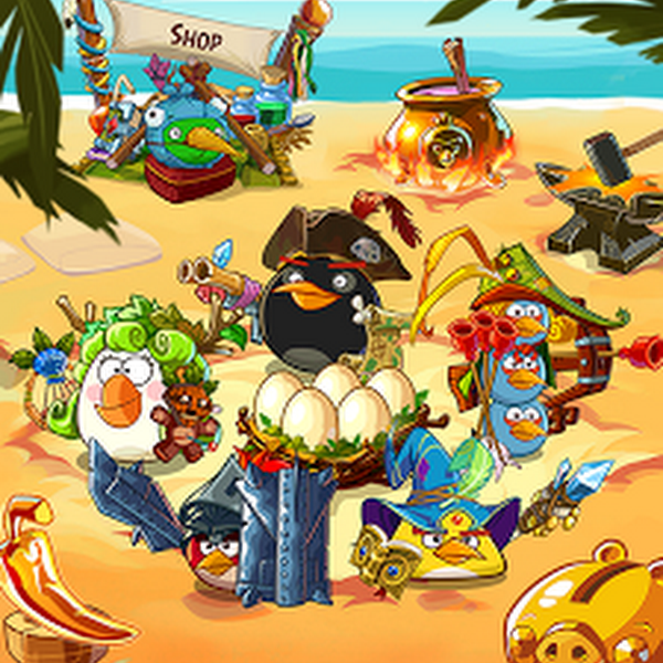 Angry Birds Epic RPG v2.1.26007.4244 [Mod Money]