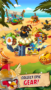 Game Angry Birds Epic RPG APK for Windows Phone