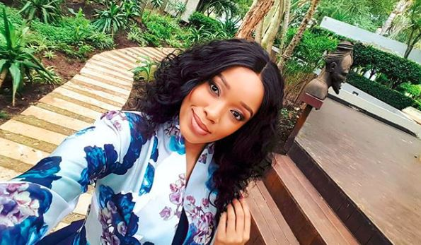 Dineo Moeketsi plays Kea Khoza on The Queen.