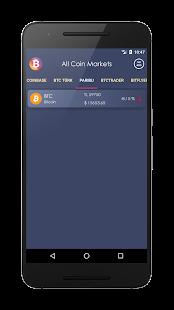 Bitcoin Takip Analiz ve Tüm Marketler - náhled