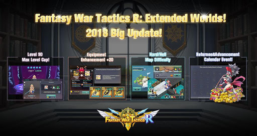 Fantasy War Tactics screenshot
