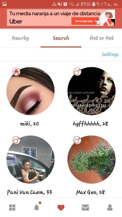 eksempler på online dating chat