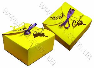 Photo: Коробочки для колец и мелких сувениров. Картон, высечка лазером