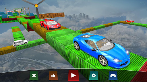 98% Impossible Tracks Modern Car Expert Stunt