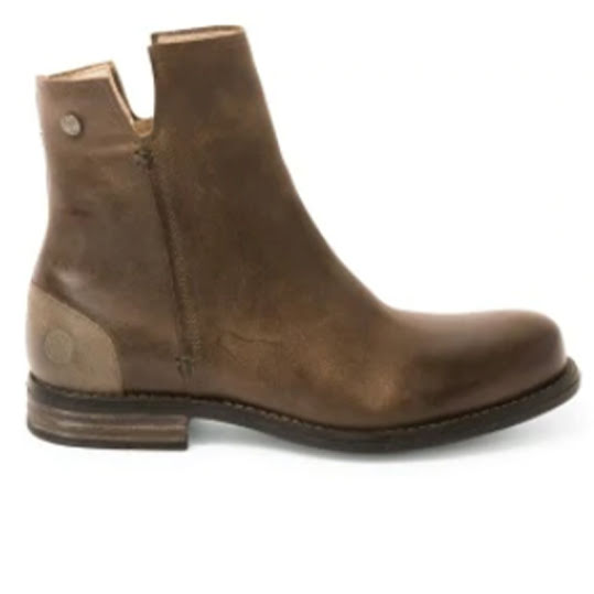 Sneaky Steve Shady Boots Dam Olive Stl: 37