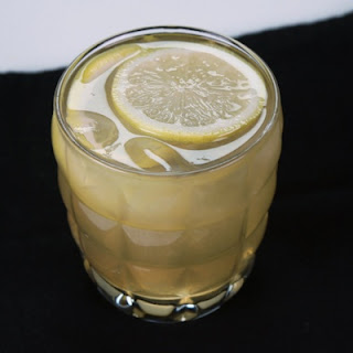 Lemony Ginger Punch