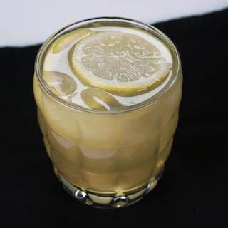 Lemony Ginger Punch.