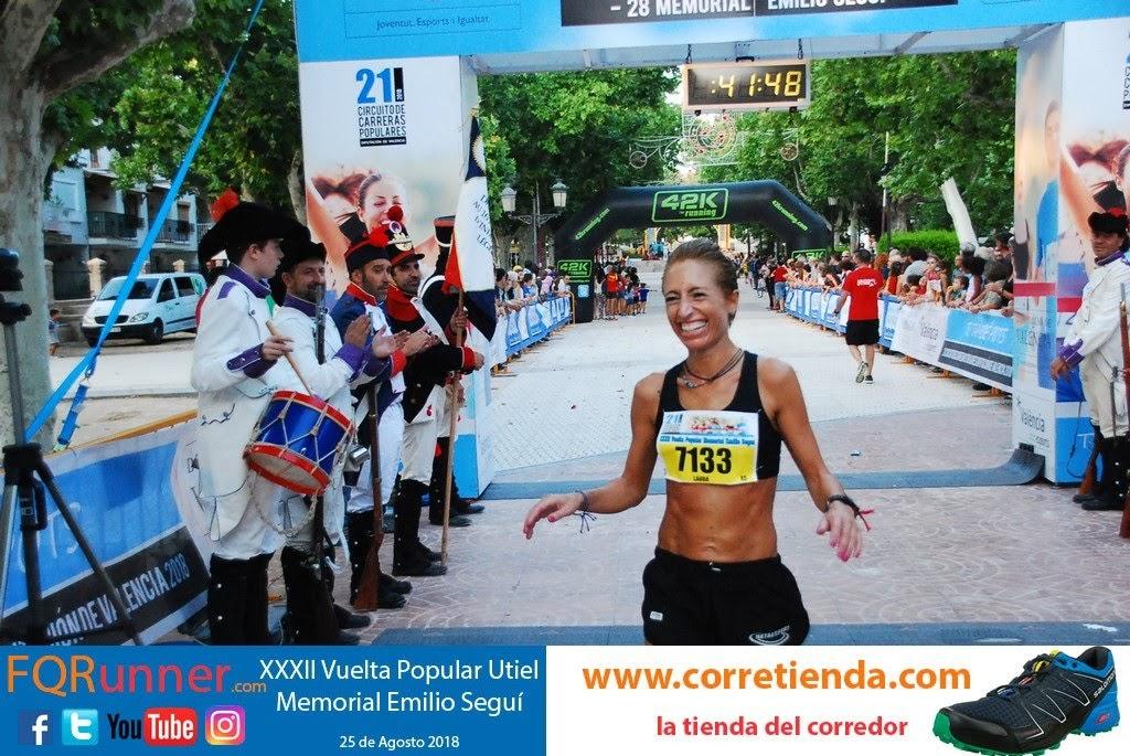 LAURA CASTELLANO BARBA del CD Metaesport