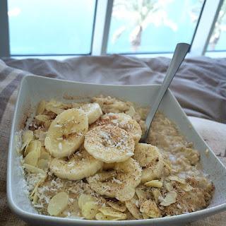 Banana Milk Oatmeal Recipes.