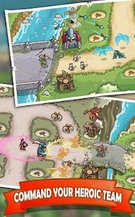 Kingdom Defense 2: Empire Warriors 1.3.2 Mod Apk Unlimited Money Download 2