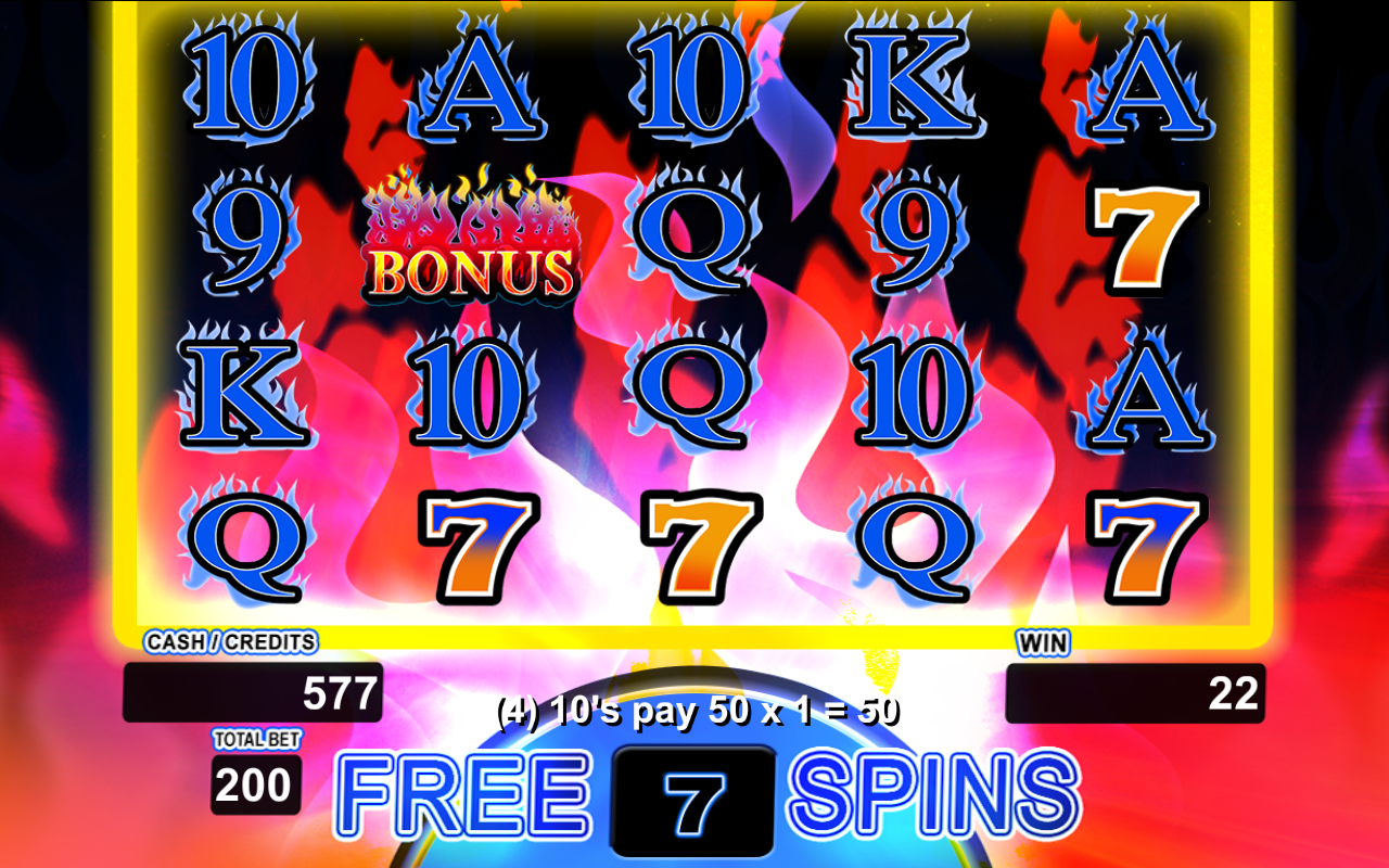 Dracos Fire Slot Machine - Play for Free or Real