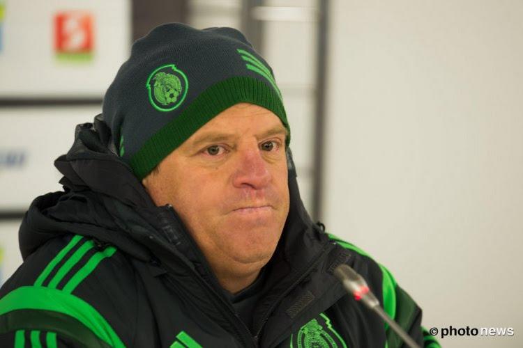 Miguel Herrera n'est plus sélectionneur du Mexique