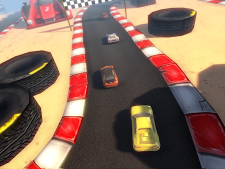 Car Wars Mini Racing 3D 1.02 screenshot 91438