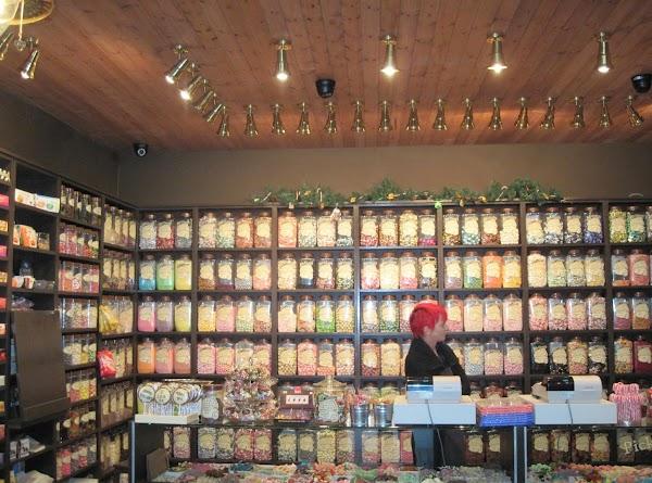 The Sweet Shoppe in Kilkenny.
