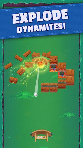 Bouncefield: Arkanoid Bricks Breaker 1.1.0 screenshots 3