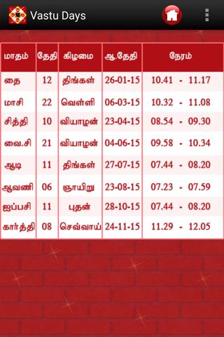 Tamil Vastu Shastra Screenshot