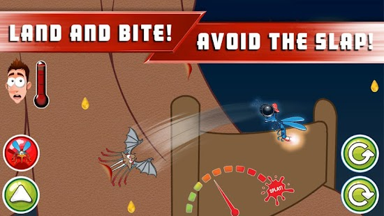 Mozzy Lander - Bug Attack FREE- screenshot thumbnail