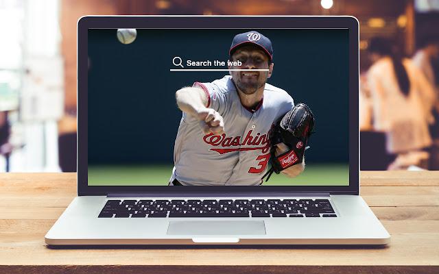 Max Sherzer  HD Wallpapers MLB Theme
