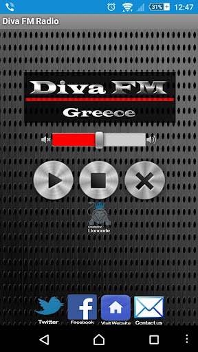 Radio Diva FM Greece