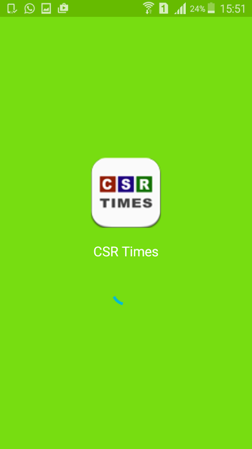 CSR Times - India Vision- screenshot