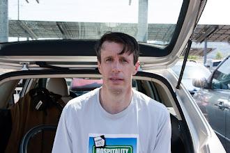 Photo: Self Portrait After Century Ride