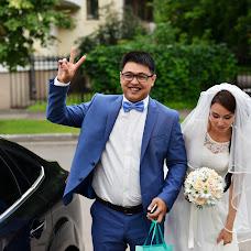 Wedding photographer Maksim Samokhvalov (Samoxvalov). Photo of 26.09.2018
