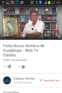 Nossa Senhora de Guadalupe screenshot 3