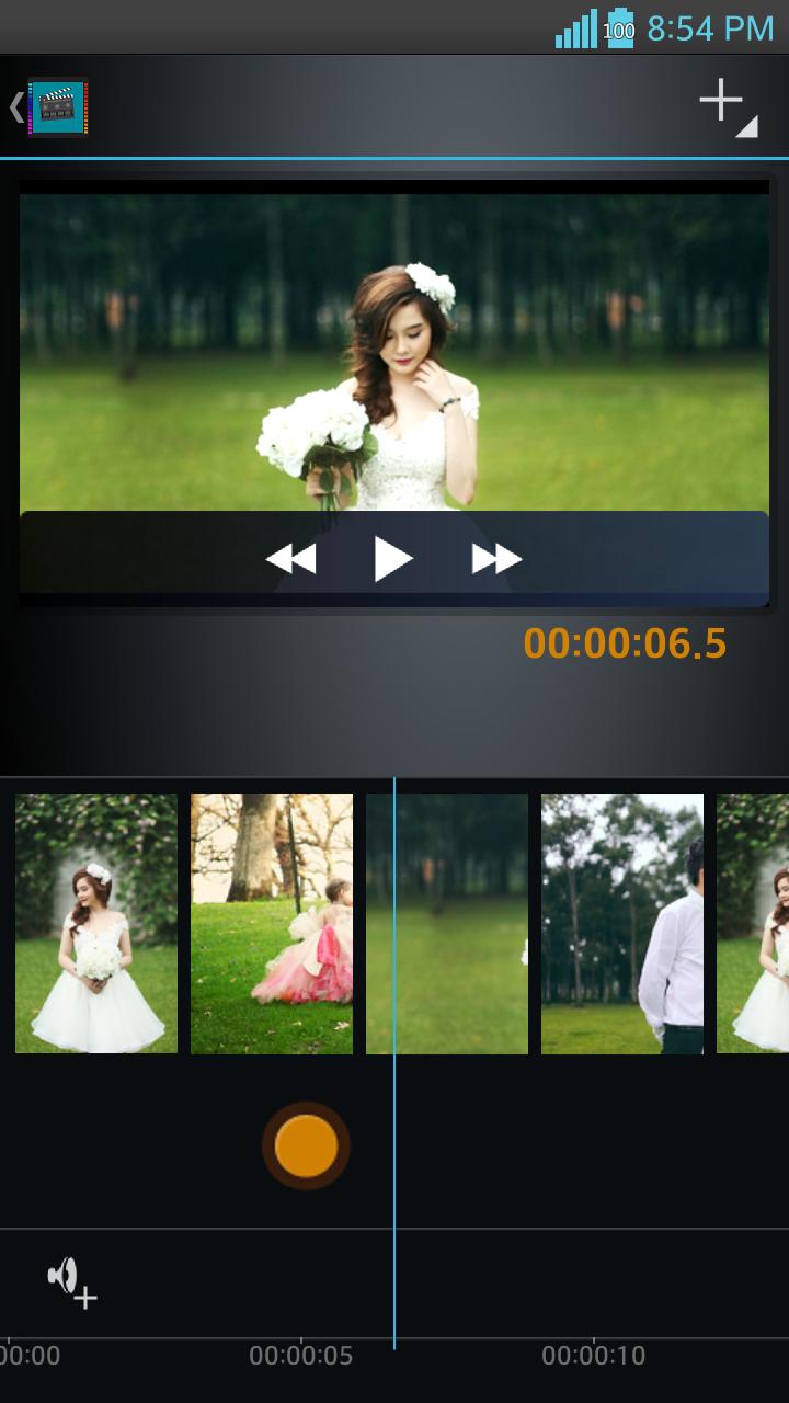 Скриншот Tạo Video Từ Hình Ảnh Và Nhạc