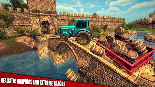 Heavy Tractor Drive Simulator 3D 1.0 screenshots 4