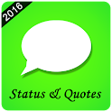 Status and Quotes Collection ! icon
