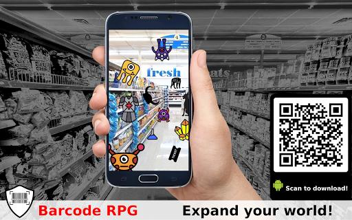 Barcode warriors (Real world RPG) screenshots 2