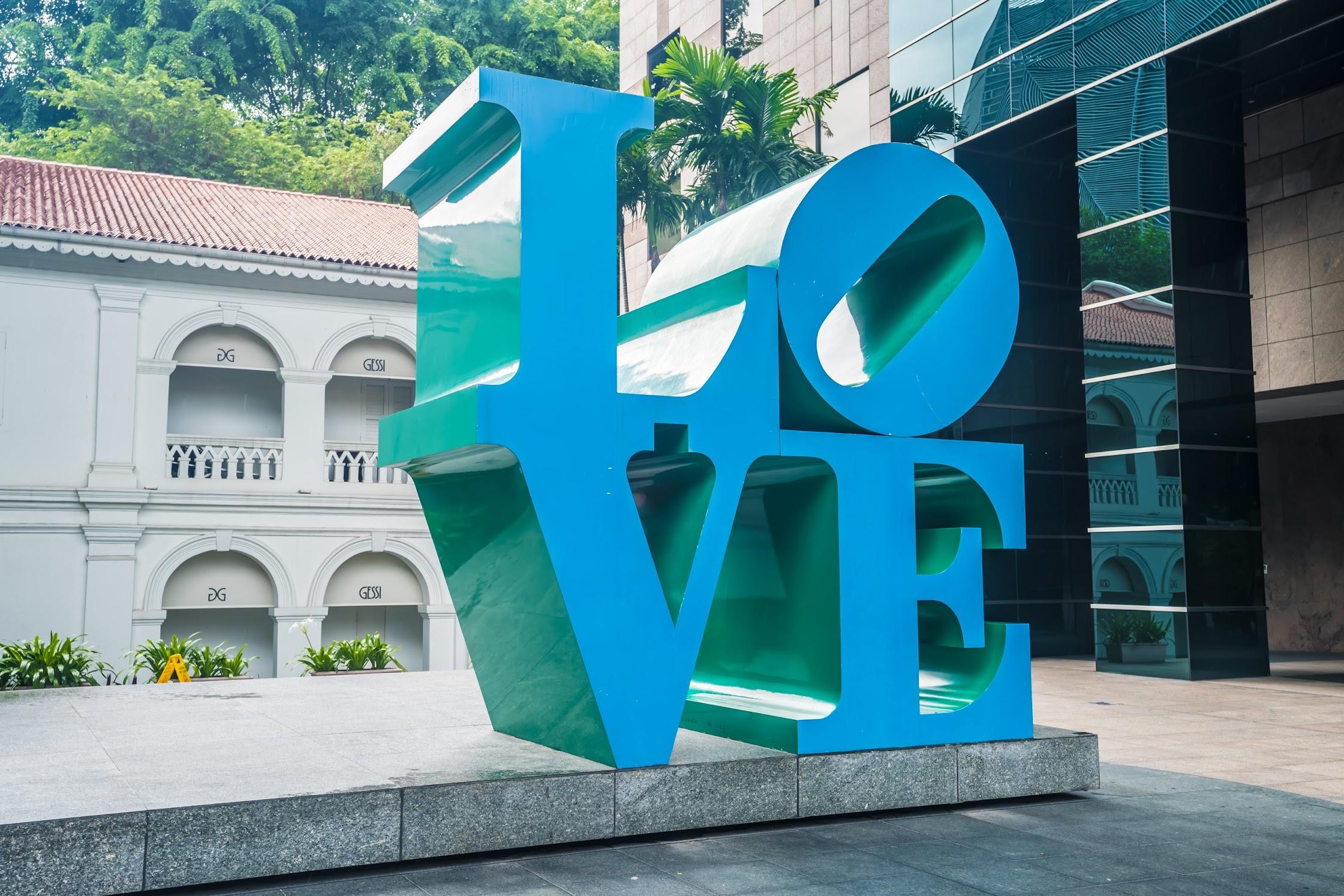 シンガポール LOVE